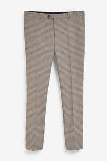 Next Check Suit: Trousers - 260790