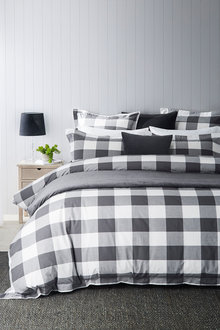 Vichy Duvet Cover Set - 260880