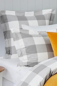 Vichy Euro Pillowcase Pair - 260881
