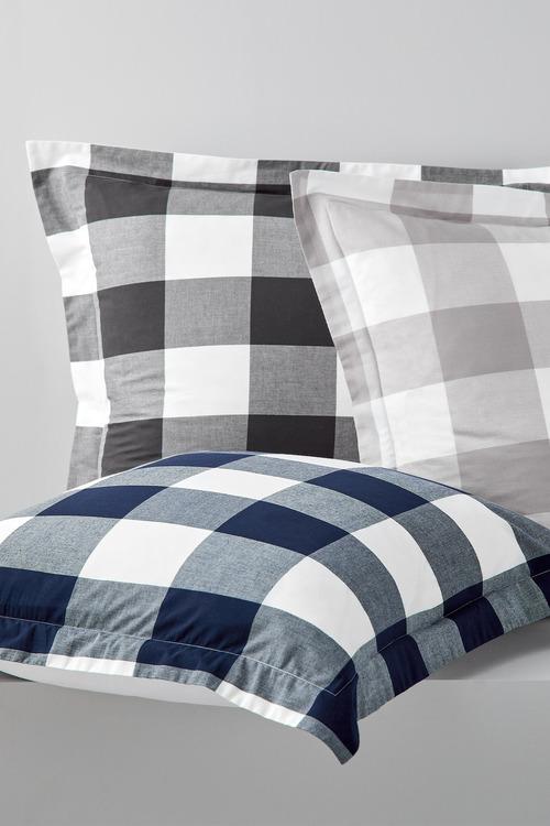 Vichy Euro Pillowcase Pair
