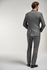 Next Check Suit: Jacket-Tailored Fit