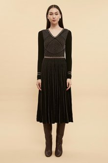 Ginger & Smart Meridian Knit Dress - 261050