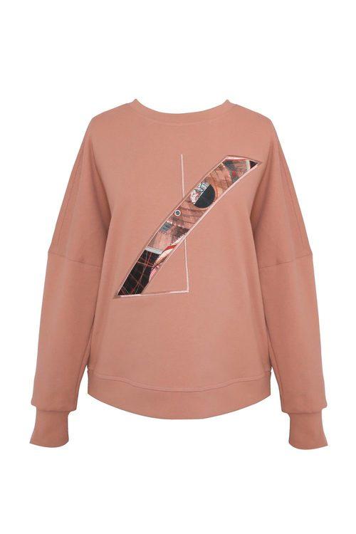Ginger & Smart Logo Sweater