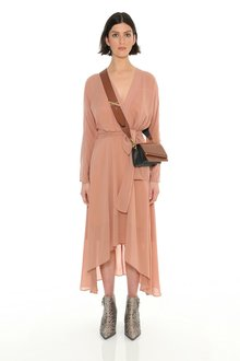Ginger & Smart Edition #1 Sleeve Wrap Dress - 261066
