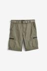Next Belted Cargo Shorts