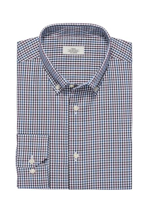 Next Regular Fit Single Cuff Button Down Shirt
