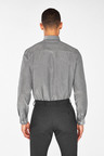 Next Cotton Stretch Motion Flex Shirt-Regular Fit Single Cuff