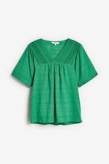 Next Lace Insert Top - 261308