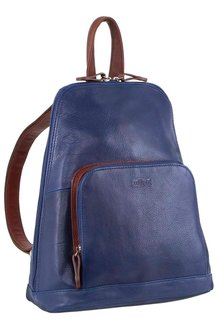 Milleni Ladies Leather Backpack - 261373