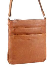 Milleni Leather Slimline Crossbody Bag - 261377