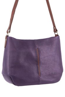 Milleni Leather Crossbody Bag - 261378