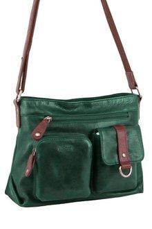 Milleni Leather Crossbody Bag - 261379