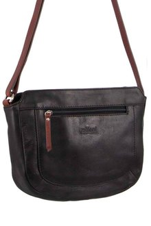 Milleni Leather Cross-body Bag - 261380