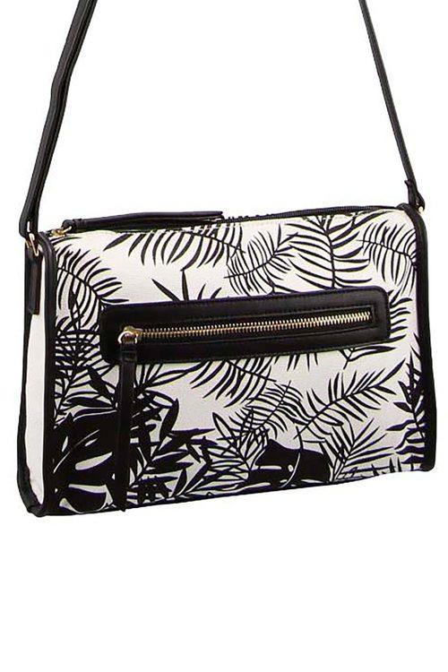 Milleni Floral Crossbody Bag