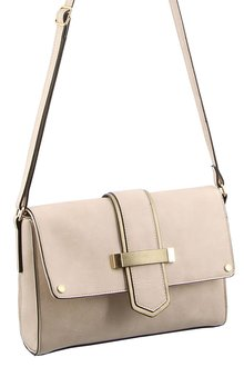 Milleni Flap Cross-Body Bag - 261393