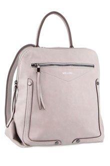 Milleni Multi-Zip Fashion Backpack - 261403