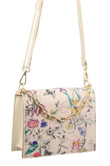Milleni Floral Cross-Body Bag - 261404