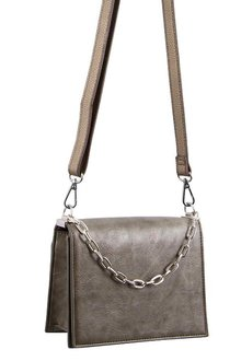 Milleni Crossbody Bag With Chain - 261405