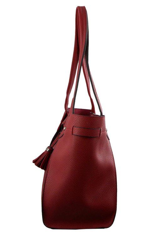 Milleni Bow Tote Fashion Handbag
