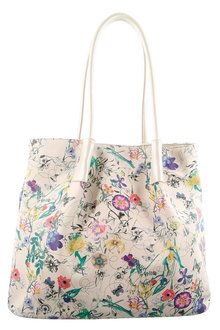 Milleni Floral Fashion Tote Handbag - 261412