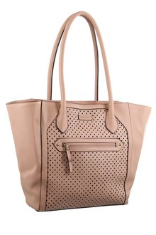 Milleni Perforated Tote Handbag - 261414