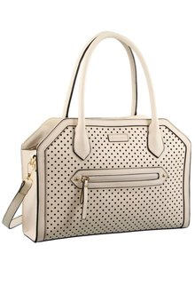 Milleni Perforated Tote Handbag - 261415