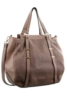 Milleni Perforated Tote Handbag - 261416