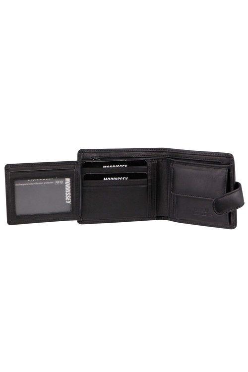Morrissey Leather Tab Mens Wallet