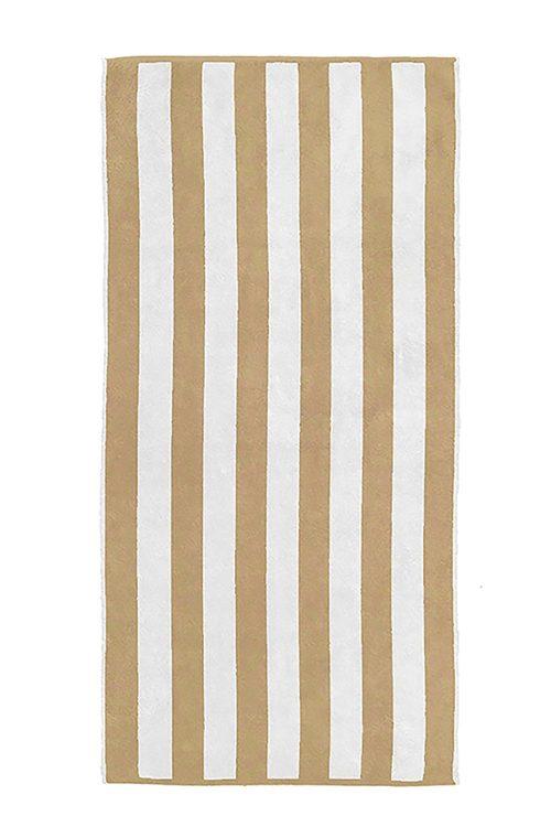 Bambury Cabana Stripe Beach Towel