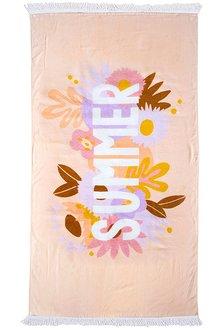 Bambury Printed Beach Towel - 261665