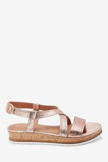 Next Forever Comfort Flatform Sandals - 261727