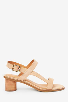 Next Leather Casual Sandals - 261740