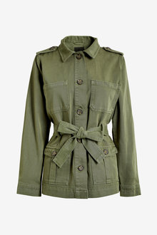 Next Belted Utility Jacket-Tall - 261855