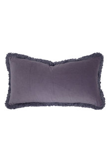 Bambury Velvet Rectangle Cushion - 261941