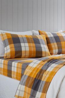 Cavendish Cotton Flannelette Sheet Set - 261942