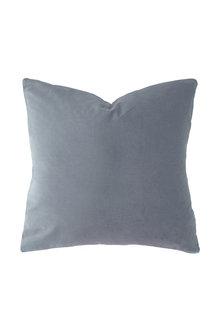 Bambury Velvet Square Cushion - 261943