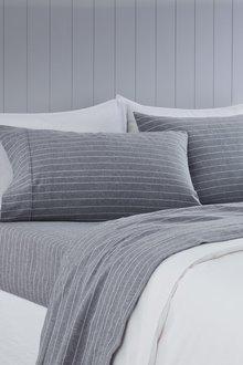 Portland Cotton Flannelette Sheet Set - 261946