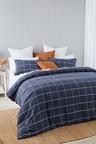 Berkeley Cotton Flannelette Duvet Cover Set