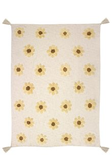 Bambury Daisy Throw - 261962