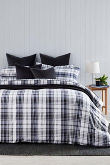Cotton Flannelette Duvet Cover Set - 261983