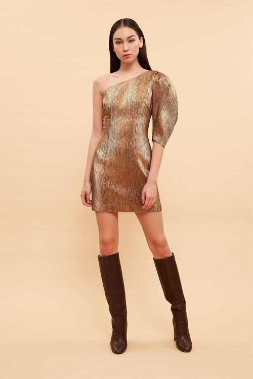 Ginger & Smart Celestial Mini Dress