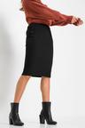 Urban Knitted Pencil Skirt