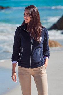 Urban Sequin Star Fleece Jacket - 262136
