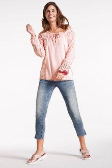 Heine Stretch Capri Jeans - 262209