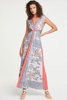 Heine Printed Maxi Dress - 262220