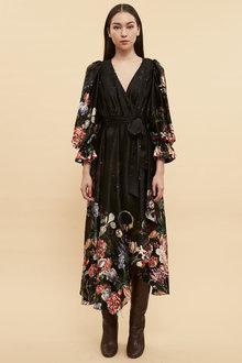 Ginger & Smart Venus Wrap Dress - 262235