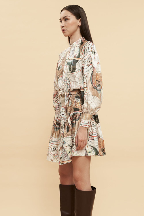 Ginger & Smart Astrology Dress