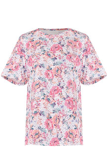 Ginger & Smart Floral Charts Tee - 262249