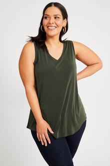 Sara Textured Knit Tank - 262254