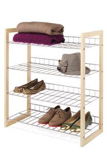 Whitmor 4 Tier Closet Shelves - 262286